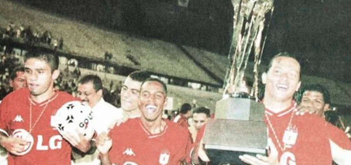 América vs Independiente Medellín Final Vuelta 2001