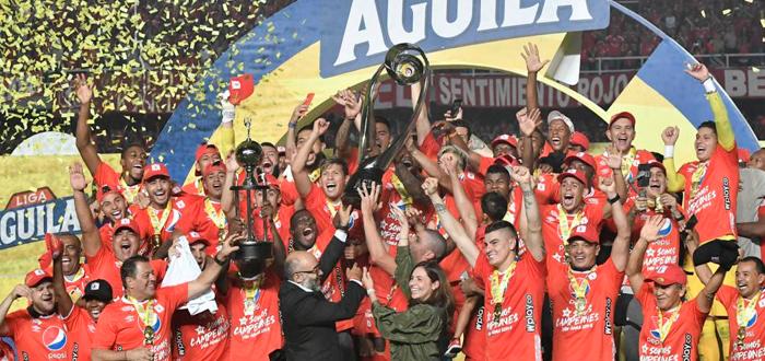 América de Cali vs Junior FC Final Vuelta 2019