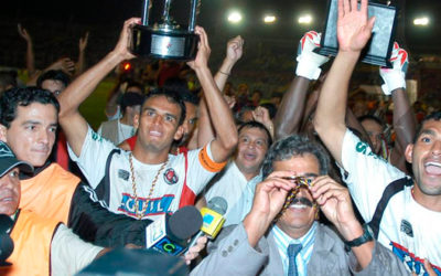 Deportes Tolima vs Cúcuta Deportivo FInal Vuelta 2006 – II