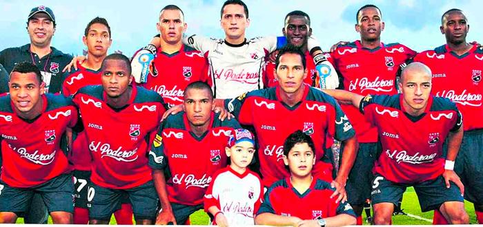 Atlético Huila vs Independiente Medellín – Final Ida 2009-II