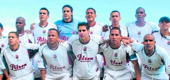 Deportivo Pasto vs Ind. Medellín Final Vuelta 2002-2