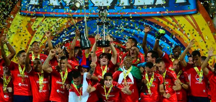 Independiente Medellin VS Junior FC Final Vuelta Liga I-2016