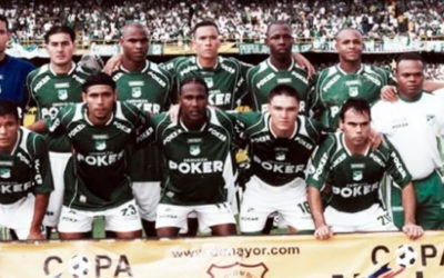 Deportivo Cali vs Real Cartagena Final Vuelta 2005-II