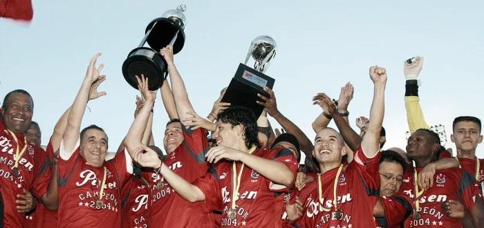 Atlético Nacional vs Independiente Medellín – Final Vuelta 2004-I