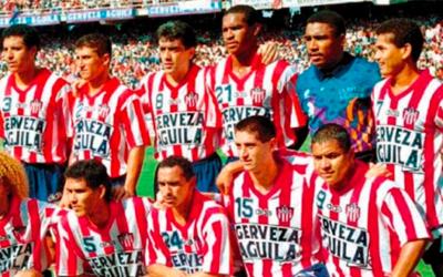 Santa Fe vs Junior FC Partido Final 1995