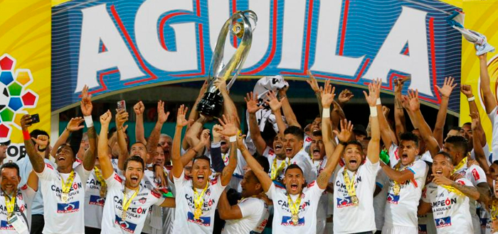Independiente Medellín vs Junior FC Final Vuelta 2018-II