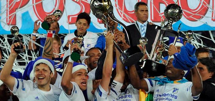 Millonarios FC vs Independiente Medellin Final Vuelta 2012-II