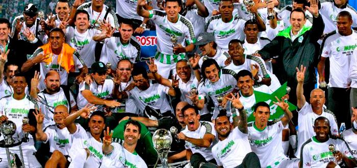 Atlético Nacional VS Junior FC Final vuelta 2014-I