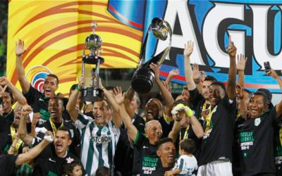 Atlético Nacional VS Junior FC Final Vuelta Liga II-2015