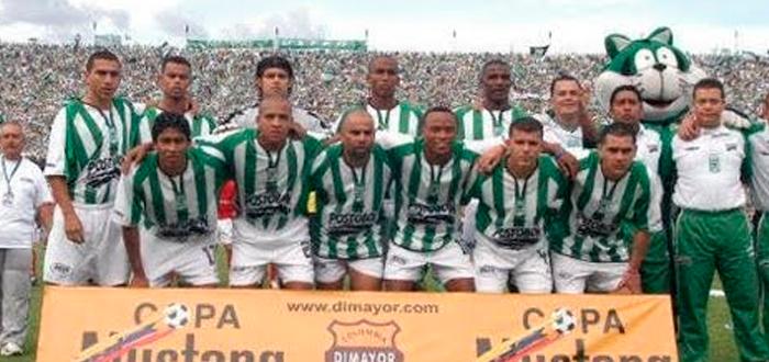 Atlético Nacional vs Ind. Santa Fe Final Vuelta 2005-I