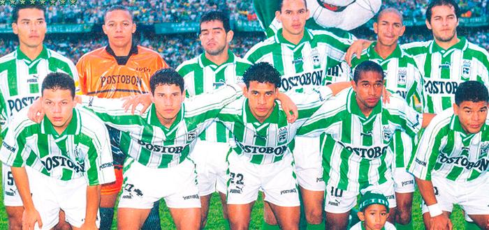 Atlético Nacional vs América de Cali Final Vuelta 1999
