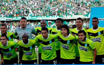Atlético Nacional vs Deportivo Cali Final Vuelta Liga II-2013