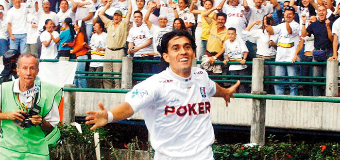 Once Caldas vs Junior FC Final Vuelta 2003-1