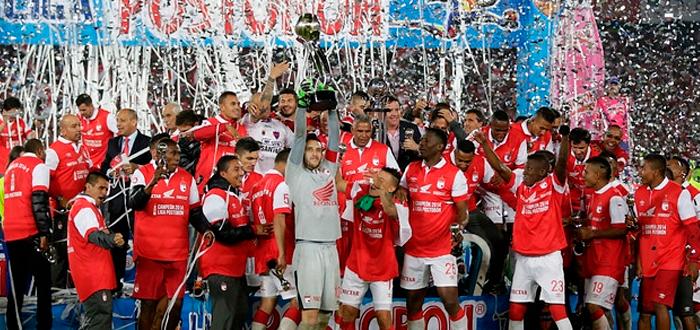 Santa Fe Vs Independiente Medellin Final Vuelta 2014-II