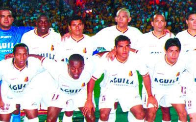 Deportes Tolima vs Deportivo Cali FINAL IDA 2003-II
