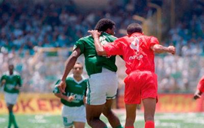 América de Cali vs Deportivo Cali 1996